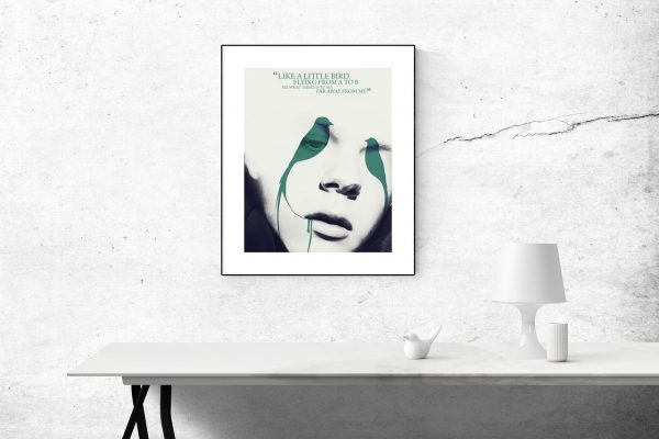 Plakat jako nowoczesna forma dekoracji ścian
