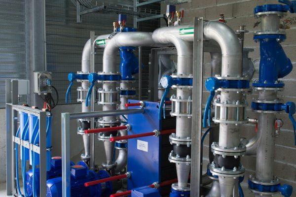 System odwróconej osmozy. Filtracja wody