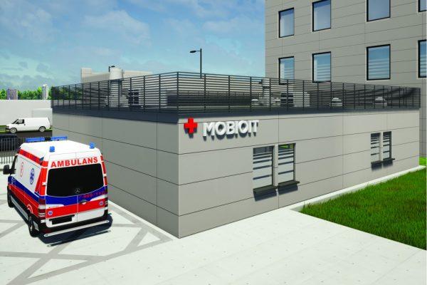 Mobilne laboratoria, modułowa izba przyjęć – czyli jak zmieniła się służba zdrowia w 2020 roku